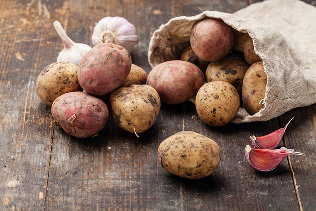 Are potatoes paleo?