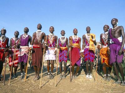 Masai Tall Paleo