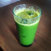 Paleo Super Green Juice