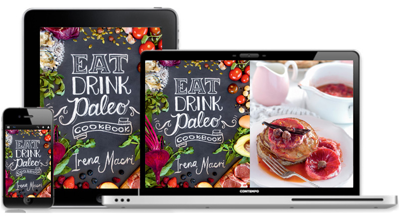Book Review – Eat Drink Paleo Cookbook