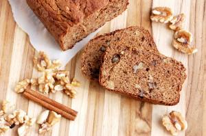 Gluten Free Banana Nut Bread