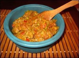 Indian Liver Recipe