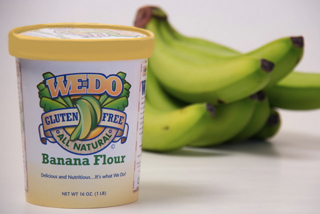 Green Banana Flour – A Great Source of Resistant Starch