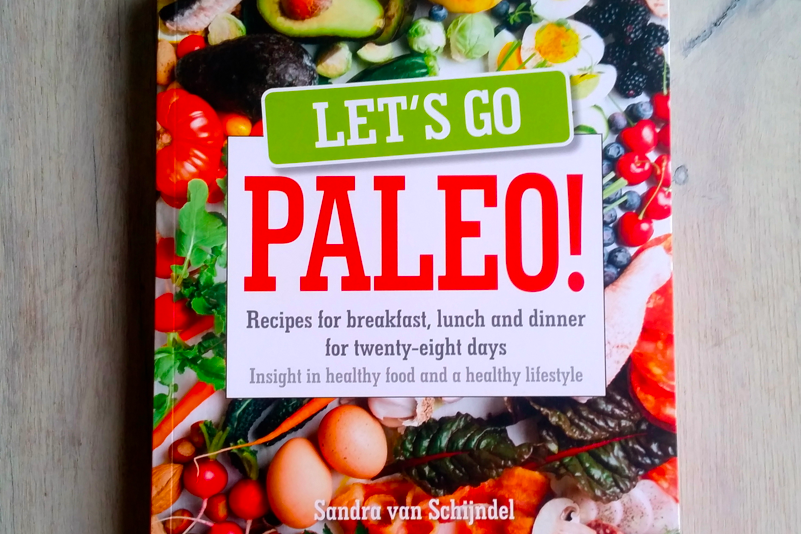 New Book Review – Let's Go Paleo