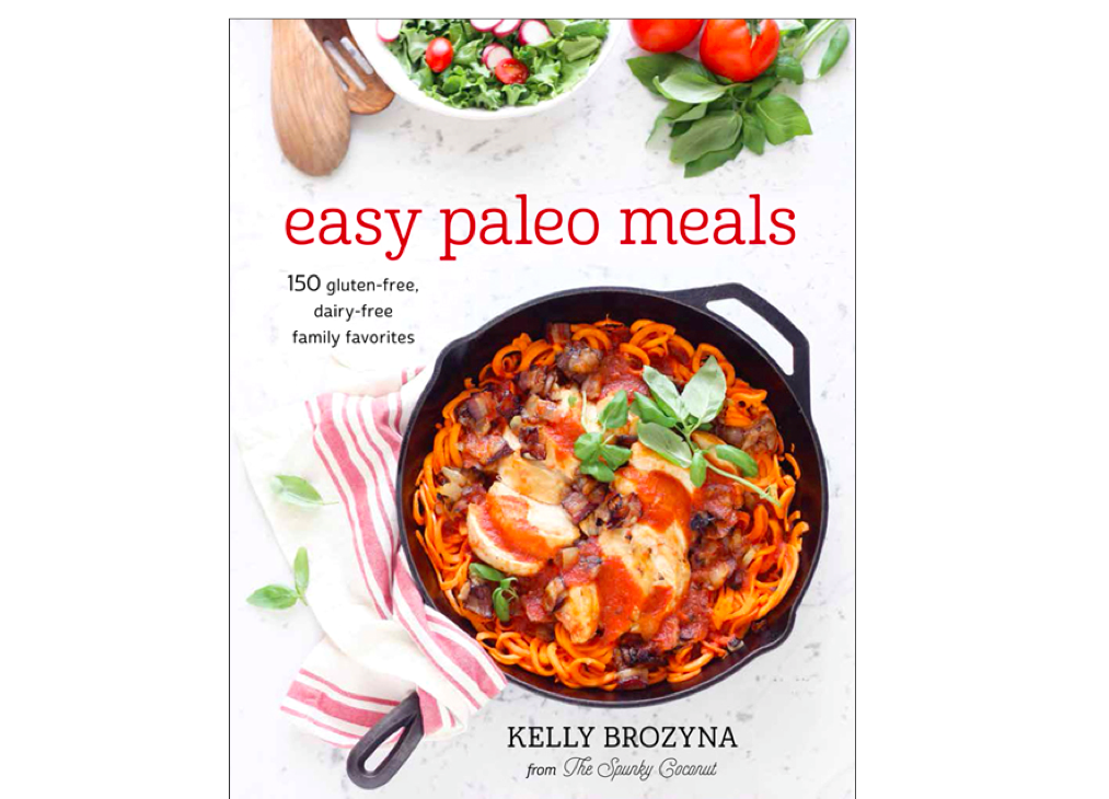 Book Review – Easy Paleo Meals: 150 Gluten-Free, Dairy-Free Family Favorites