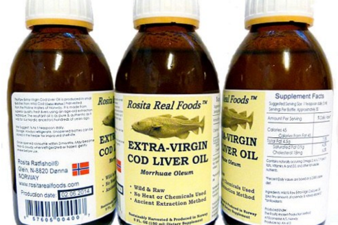 Extra Virgin Cod Liver Oil (EVCLO) – now available in the UK from Pure Nutrience