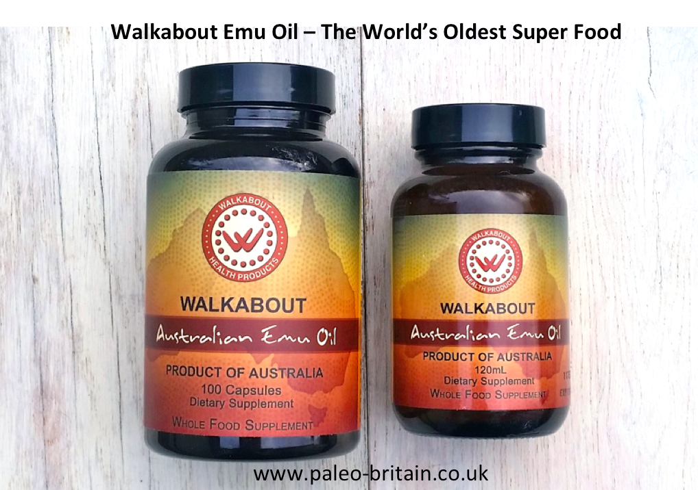 Walkabout Emu Oil – The World's Oldest Superfood