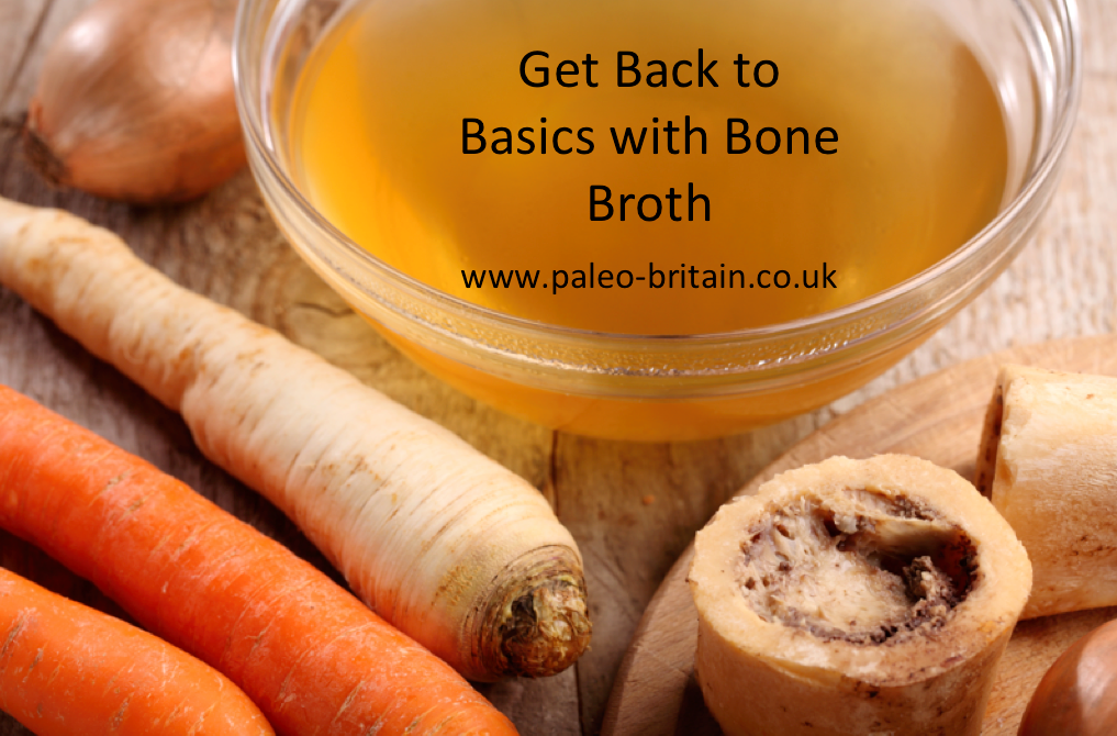 Get Back to Basics with Bone Broth
