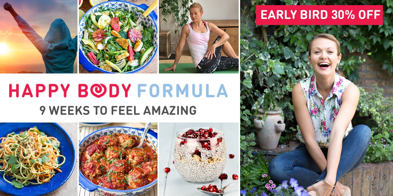 9 Weeks to Feel Amazing – Happy Body Formula Starts Soon!