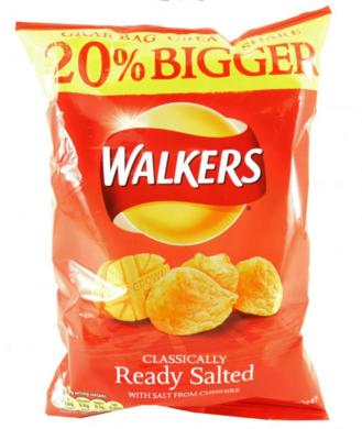 Just Eat Real Food Walkers