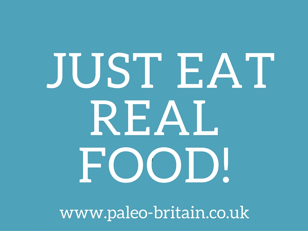 5 Reasons You Should Just Eat Real Food