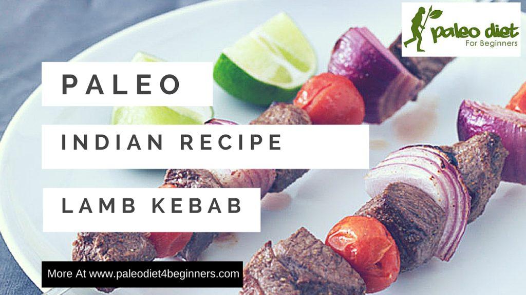 6 lamb kebab