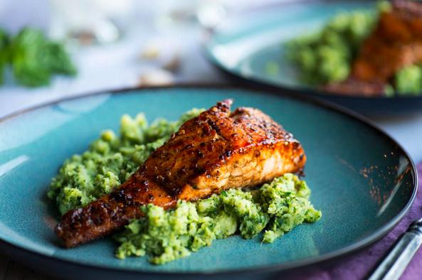 Salmon Nutrient Dense Foods