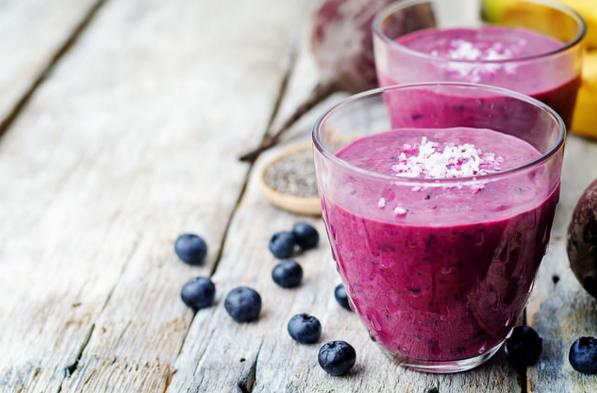 Blueberries Nutrient Dense Foods