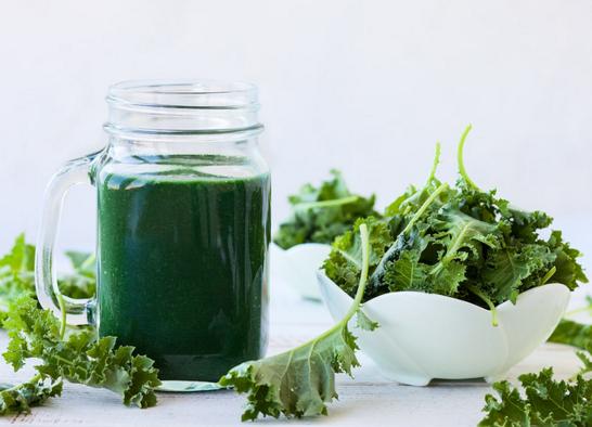 Kale Nutrient Dense Foods