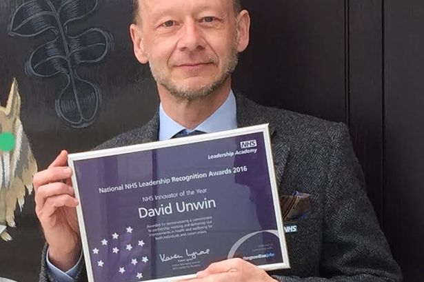 Dr David Unwin Lifestyle Medicine