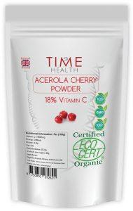 Acerola Cherry Time Health