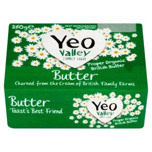 Grass Fed Organic Butter UK