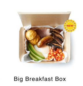 Leon Paleo Breakfast Box