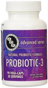 AOR Probiotic 3 Gut Health
