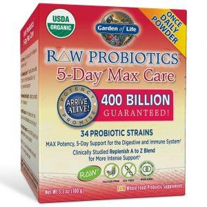 Raw Probiotics Max Care