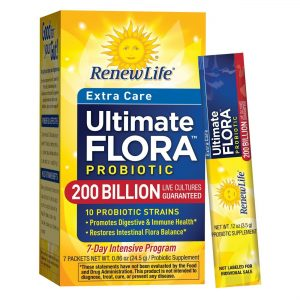 Renew Life Ultimate Gut Health