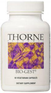 Thorne Bio Gest Gut Health