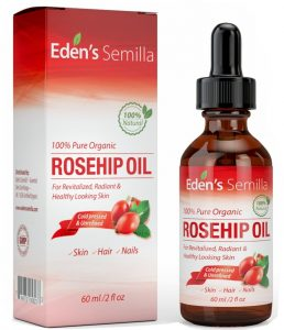100% Organic Rosehip Oil
