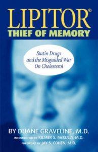 Lipitor Thief of Memory