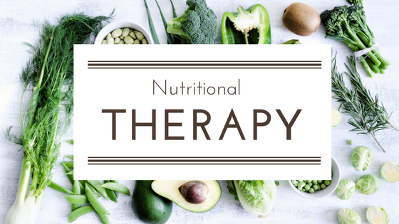 Nutritional Therapy & Holistic Lifestyle Coaching