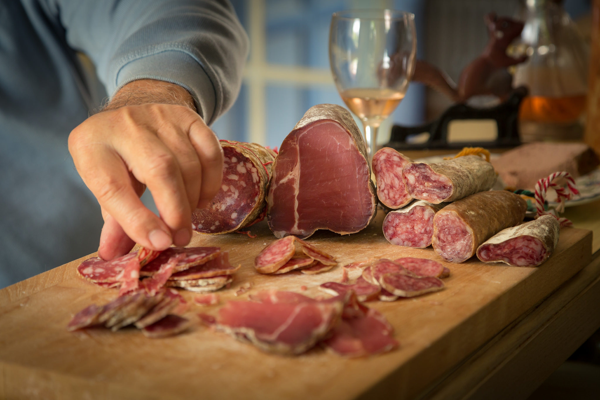 Meet the Meatbox… the best of British charcuterie