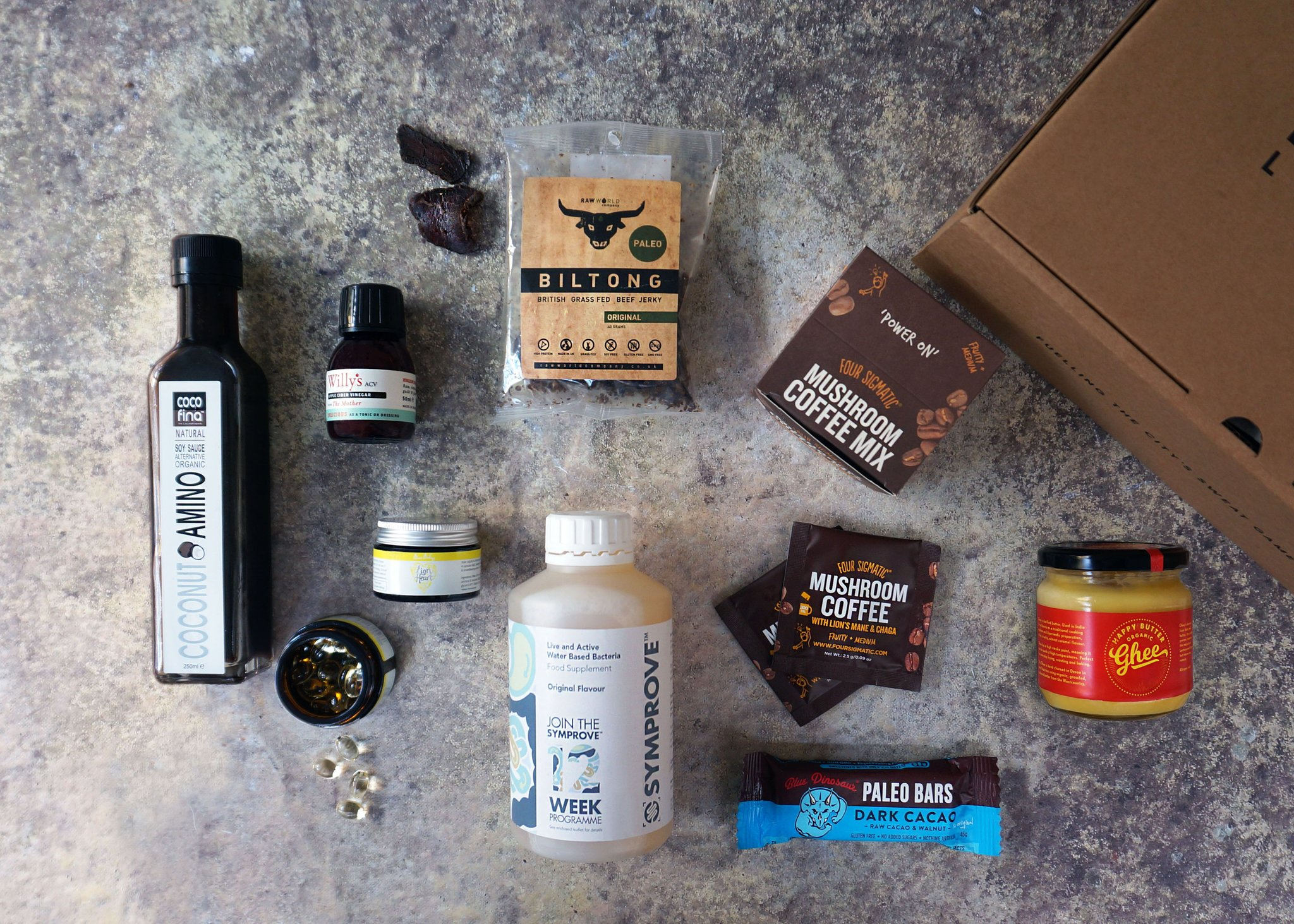 Review of The New Paleo Box by Fitty London