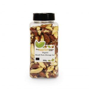 Organic Brazil Nuts Selenium