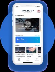 Waking Up App Sam Harris